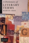 Image for Dictionary of Literary Terms, A