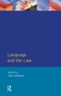 Image for Language and the Law