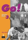 Image for Go! Activity Book Level 3