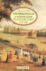 Image for The emergence of a nation state  : the commonwealth of England, 1529-1660