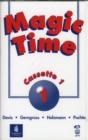 Image for Magic Time Level 1 Class Cassette Set (2)