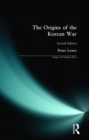 Image for The origins of the Korean War