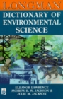Image for Longman dictionary of environmental science