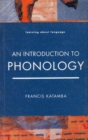 Image for Introduction to Phonology