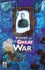 Image for Voices of the Great War