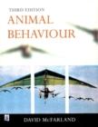 Image for Animal behaviour  : psychobiology, ethology and evolution