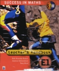 Image for Success in maths: Teacher's handbook E1 : Teacher's Handbook E1