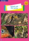 Image for Animals and their young : Level A : Non-fiction : Animals Starter Book