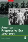 Image for The progressive era  : America, 1890-1914