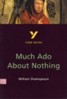 Image for Much ado about nothing, William Shakespeare  : notes