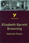 Image for Selected poems, Elizabeth Barrett Browning  : note