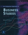Image for An integrated approach to business studies