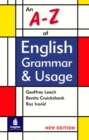Image for An A-Z of English grammar & usage
