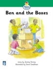 Image for Ben and the Boxes Story Street Beginner stage step 3 Storybook 22