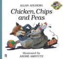 Image for Chicken, chips and peas