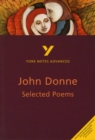 Image for John Donne, selected poems  : notes