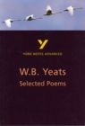 Image for Selected poems, W.B. Yeats  : notes
