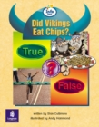 Image for Did Vikings Eat Chips? Info Trail Emergent Stage Non-Fiction Book 16