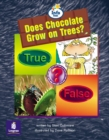Image for Does Chocolate Grow on Trees? Info Trail Emergent stage Non-ficition Book 24