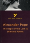 Image for The Rape of the Lock and Selected Poems