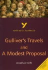 Image for Gulliver's travels and A modest proposal, Jonathan Swift  : note