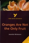 Image for Oranges are not the only fruit, Jeanette Winterson  : note