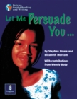 Image for Let Me Persuade You....