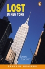 Image for Lost in New York : Peng2:Lost in New York Bk/Cass Pk