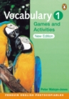Image for Vocabulary Games and Activities : 1