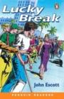 """Image for Penguin Readers Easystarts: """"Lucky Break"""""""
