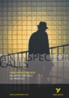 Image for An inspector calls, J.B. Priestley  : notes