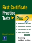 Image for FCE practice tests plus 2  : with key