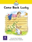 Image for Story Street : Step 1 : Come Back Lucy
