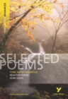 Image for Selected poems, John Keats  : notes