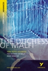 Image for The Duchess of Malfi, John Webster  : notes