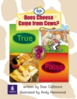 Image for Info Trail Beginner Stage: Does Cheese Come from Cows?