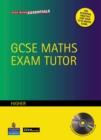 Image for GCSE Maths Exam Tutor : GCSE Maths Exam Tutor Higher Book and CD-ROM Higher Workbook