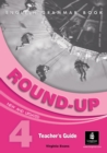 Image for Round-Up 4 Teachers Book 3rd. Edition