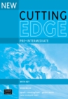 Image for Cutting edge: Pre-intermediate Workbook (with key)