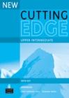 Image for New Cutting Edge Upper-Intermediate Workbook with Key