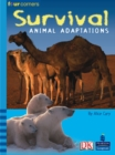 Image for Four Corners: Survival: Animal Adaptations (Pack of Six)