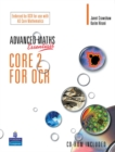 Image for A Level Maths Essentials Core 2 for OCR Book and CD-ROM