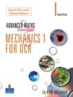 Image for A Level Maths Essentials Mechanics 1 for OCR Book and CD-ROM