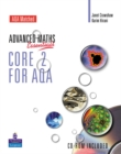 Image for A Level Maths Essentials Core 2 for AQA Book and CD-ROM