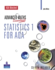 Image for A Level Maths Essentials Statistics 1 for AQA Book and CD-ROM