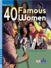 Image for 40 famous women