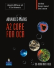 Image for Advanced maths  : A2 core for OCR