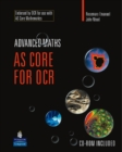 Image for Advanced maths: AS core for OCR