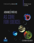 Image for AS core for Edexcel