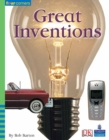 Image for Great inventions
